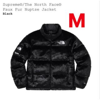 Supreme - Supreme The North Face Faux Fur Nuptse M