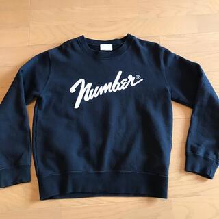 NUMBER (N)INE - ナンバーナイン スウェット
