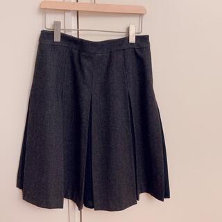 コムサイズム(COMME CA ISM)のコムサ レディース スカート毛54% 秋冬(ひざ丈スカート)