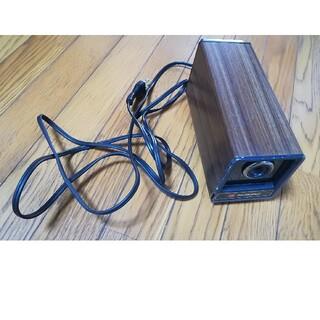 パナソニック(Panasonic)のナショナル 電動鉛筆削り KP-35 レトロ アンティーク 木目調(その他)
