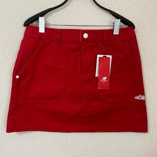 ニューバランス(New Balance)の【新品、未使用】ニューバランスゴルフ スカート サイズ:2(L)(ウエア)