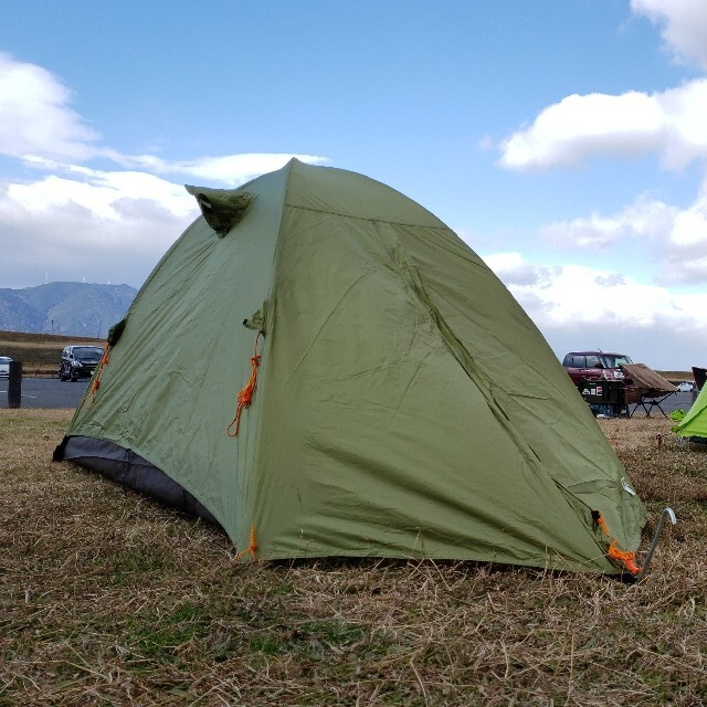 ARAI TENT(アライテント)のアライテント AIR RAIZ 1 テント 登山テント ソロテント スポーツ/アウトドアのアウトドア(テント/タープ)の商品写真