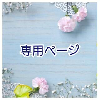 翔様専用ページ1-68×2(その他)