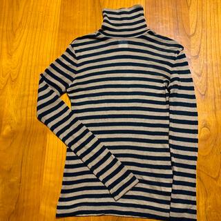 ププラ(PUPULA)のPUPULA タートルニット(ニット/セーター)