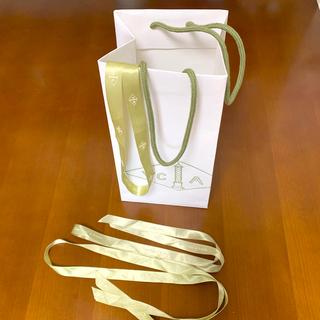 ヴァンクリーフアンドアーペル(Van Cleef & Arpels)のバンクリーフ 宝飾用 リボン🎀 ショッパー袋(ショップ袋)
