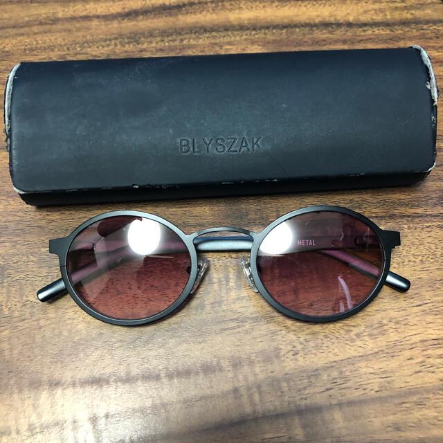blyzak ブライザック ayame rayban メンズのファッション小物(サングラス/メガネ)の商品写真