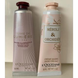 L'OCCITANE - ロクシタン テールドルミエール オーキデプレミアムハンドクリーム