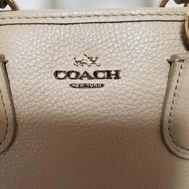 COACH(コーチ)のCOACH  ショルダーバッグ ハンドバッグ レディースのバッグ(ショルダーバッグ)の商品写真