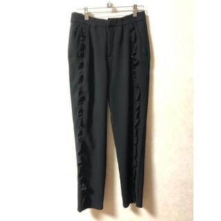 ZARA - ZARA womanブラックパンツ