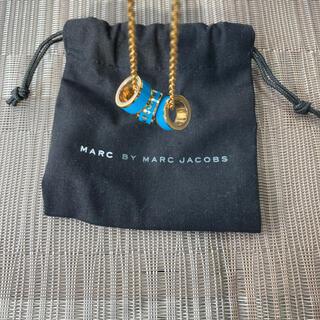 マークバイマークジェイコブス(MARC BY MARC JACOBS)の【値下げしました】マークジェイコブス ネックレス(ネックレス)