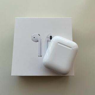 Apple - Apple アップル AirPods エアーポッズ  エアポッズ 純正品