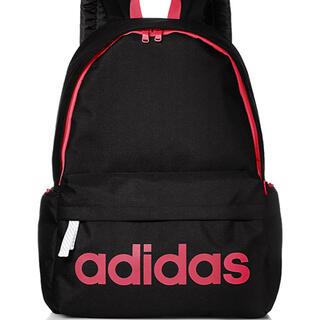 adidas - adidas リュック 23L ブラックピンク