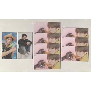 ジャニーズ(Johnny's)のMyojo2月号 King & Prince 平野紫耀 厚紙(アイドルグッズ)