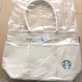 Starbucks Coffee - スターバックス トートバッグ 2021福袋