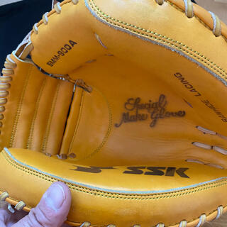 SSK - 【SSK】軟式キャッチャーミット Special Make glove