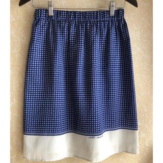ダブルスタンダードクロージング(DOUBLE STANDARD CLOTHING)の【DOUBLE STANDAR】スカート(ひざ丈スカート)