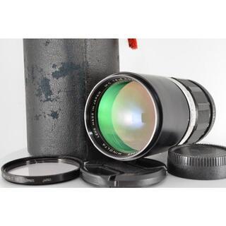 コニカミノルタ(KONICA MINOLTA)のミノルタ MC ROKKOR-QF 200mm f3.5 #1409【付属品多数(レンズ(単焦点))