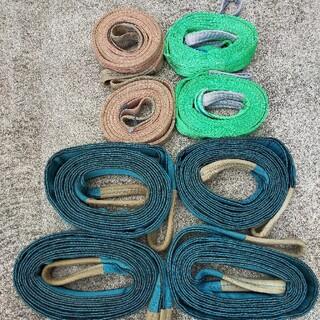 玉掛け 吊り具ナイロンスリング