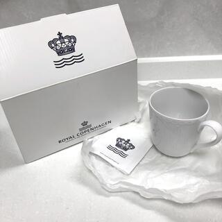 ロイヤルコペンハーゲン(ROYAL COPENHAGEN)のロイヤルコペンハーゲン ペアカップ(グラス/カップ)