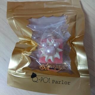 キューポット(Q-pot.)のミッキーマウス プチケーキネックレス ピンク(ネックレス)