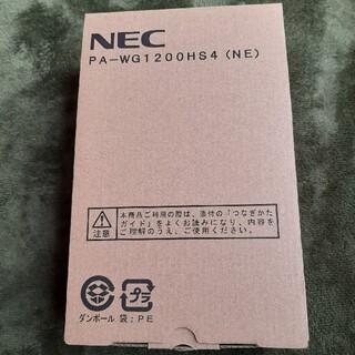 NEC PA-WG1200HS4(NE)