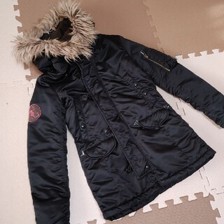 HYSTERIC GLAMOUR - ヒステリックグラマー プリマロフト n3bジャケット