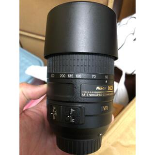 Nikon - ニコン ズームレンズ 55-300