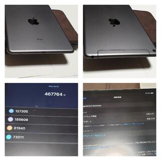 Apple - iPad mini5 Cellular 256GB AppleCare付 送料込