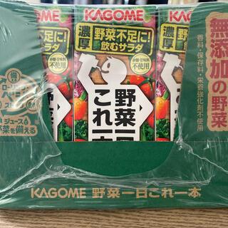 カゴメ(KAGOME)のKAGOME 野菜1日これ一本(野菜)