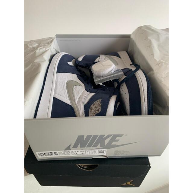 NIKE(ナイキ)のNike Air Jordan1 CO.JP 29CM メンズの靴/シューズ(スニーカー)の商品写真