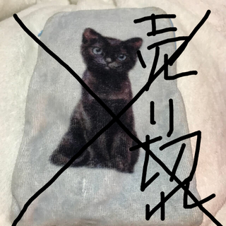 PAUL & JOE - ポール&ジョー黒猫ポーチ新品