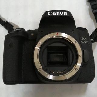 Canon - CANON EOS 8000D ズームレンズEF-S55-250mm