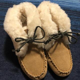 エミュー(EMU)のEMU ブーツ 22 モカシン ブーツ スノーブーツ 22センチ ダコタ UGG(ブーツ)