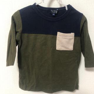 イーストボーイ(EASTBOY)のキッズ イーストボーイ100cmカットソー(Tシャツ/カットソー)