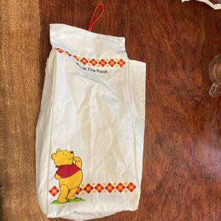 クマノプーサン(くまのプーさん)のくまのプーさんのゴミ袋ステッカー(その他)