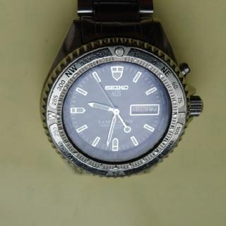 セイコー(SEIKO)のSEIlKOセイコー⭐初代ランドマスター/ AGS(腕時計(アナログ))