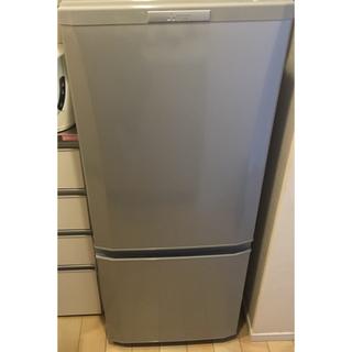三菱電機 - MITSUBISHI MR-P15Y-S 2ドア冷蔵庫