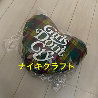 ジーディーシー(GDC)の新品未 Girls Don't Cry 伊勢丹 ハートピロー ガルドン(クッション)
