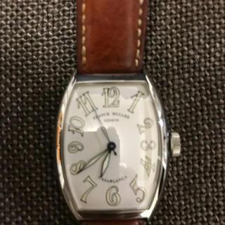 フランクミュラー(FRANCK MULLER)のゆう様専用‼️フランクミューラカサブランカ 正規品(腕時計(アナログ))