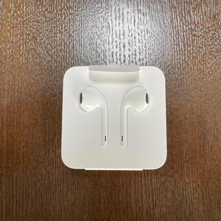 Apple - 【新品】iPhone 純正イヤホン EarPods イヤーポッズ