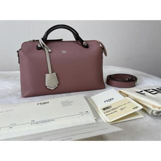 FENDI - FENDI フェンディ バイザウェイ 2WAYバッグ ミックス 4カラー ピンク