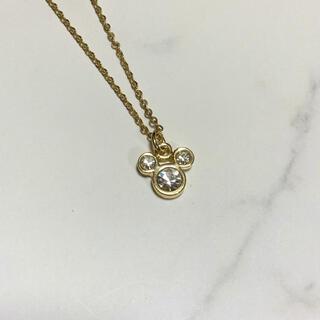 ディズニー(Disney)のミッキー ネックレス 美品(ネックレス)