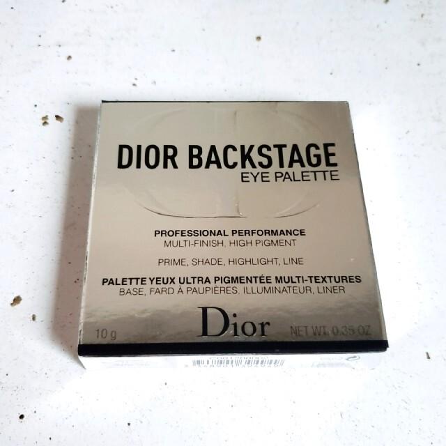 Dior(ディオール)のDior バックステージアイパレット001WARM NEUTRALS コスメ/美容のベースメイク/化粧品(アイシャドウ)の商品写真