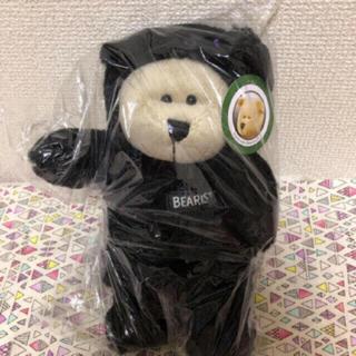 スターバックスコーヒー(Starbucks Coffee)のベアリスタ 黒猫ぬいぐるみ ハロウィン2020 スタバ (ぬいぐるみ)