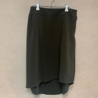 スコットクラブ(SCOT CLUB)の最安‼︎ RADIATE アシンメトリースカート(ひざ丈スカート)