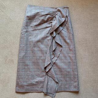 ジルスチュアート(JILLSTUART)のお値下げ‼︎ ジルスチュアートスカート(ひざ丈スカート)