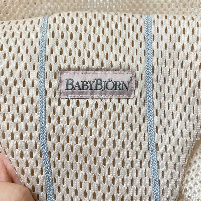 BABYBJORN(ベビービョルン)のベビービョルン バウンサー 椅子 メッシュ キッズ/ベビー/マタニティのキッズ/ベビー/マタニティ その他(その他)の商品写真