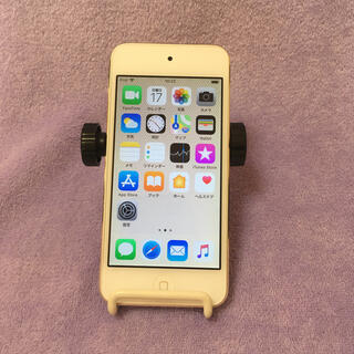 iPod touch - 5 iPod touch 第6世代ゴールド(16GB)送料無料