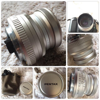 PENTAX - 美品レンズ smc PENTAX-FA 1:1.9 43mm Limited