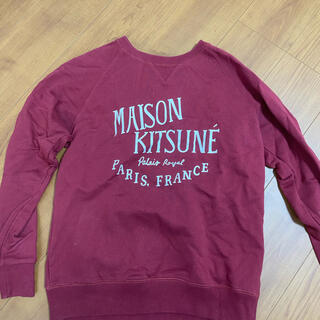 メゾンキツネ(MAISON KITSUNE')のメゾンキツネ スウェット(スウェット)